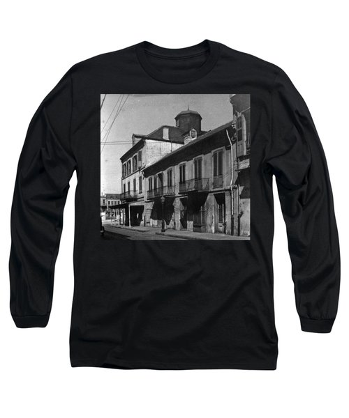 French Quarter Residences Long Sleeve T-Shirt