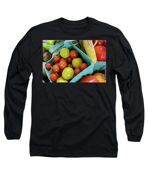 Fresh Tomatoes Long Sleeve T-Shirt