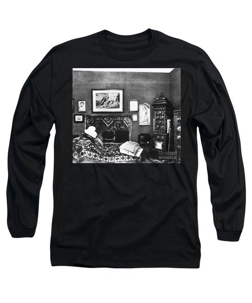 Freuds Consulting Room Long Sleeve T-Shirt