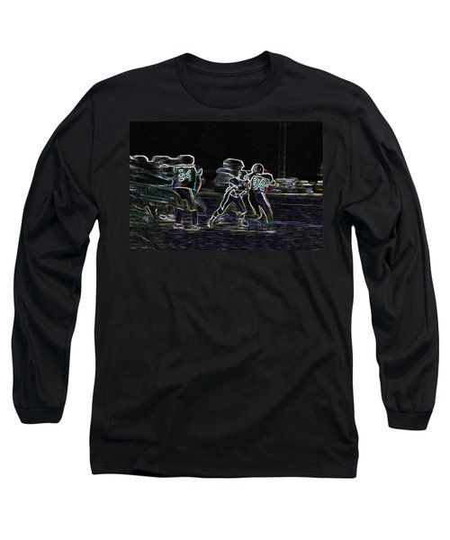 Friday Night Under The Lights Long Sleeve T-Shirt