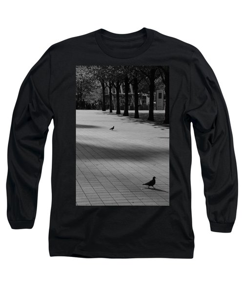 Friend Or Foe Long Sleeve T-Shirt