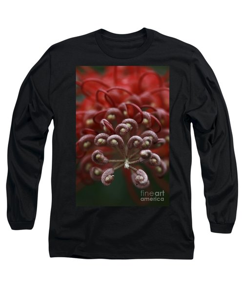 Long Sleeve T-Shirt featuring the photograph Friendly Foe by Stephen Mitchell