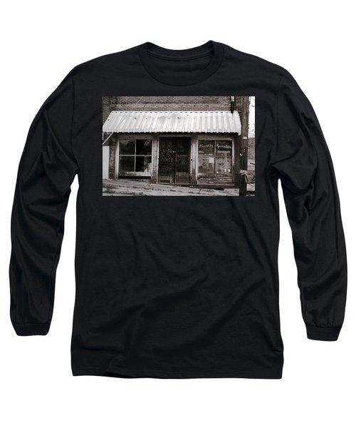 Friendly Recreation- Utica Mississippi Long Sleeve T-Shirt