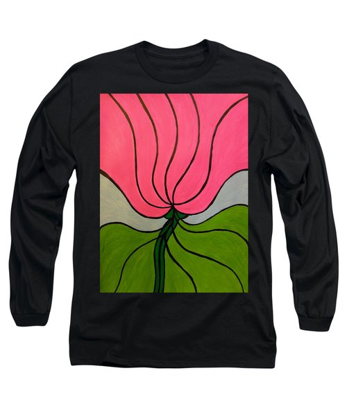 Friendship Flower Long Sleeve T-Shirt