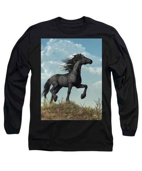 Friesian Long Sleeve T-Shirt