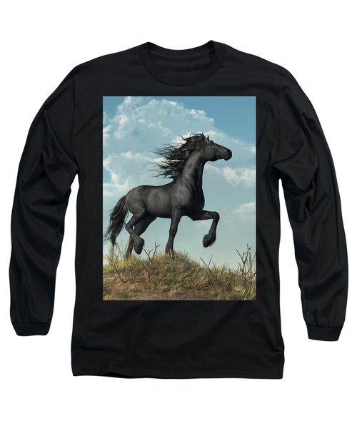 Friesian Long Sleeve T-Shirt