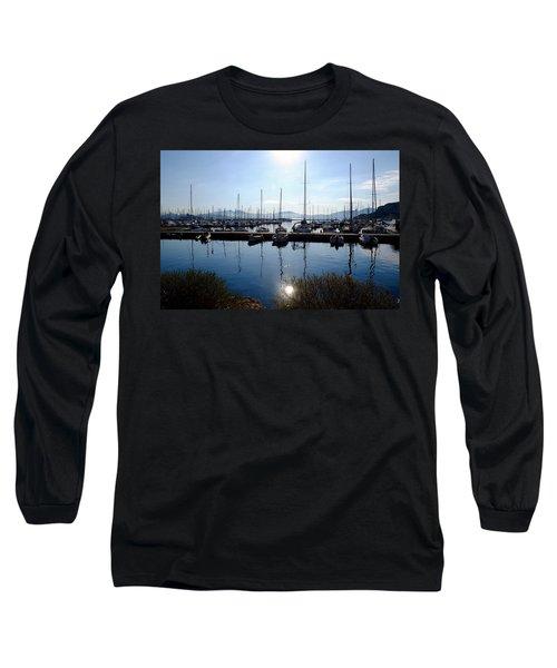 Frioul Island Sailing Resort Long Sleeve T-Shirt