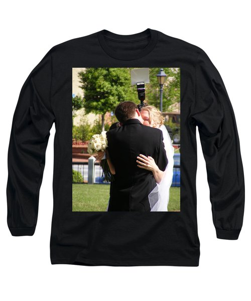 From All Sides Long Sleeve T-Shirt by Adam Cornelison
