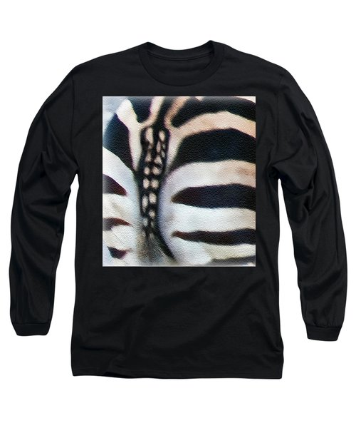 From Behind Long Sleeve T-Shirt by Hanny Heim