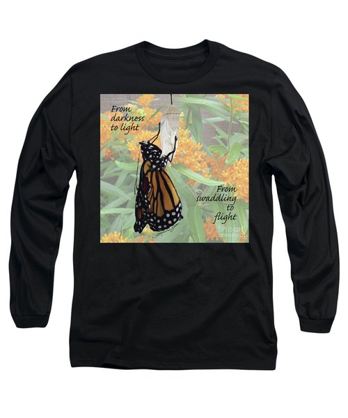From Darkness To Light Long Sleeve T-Shirt