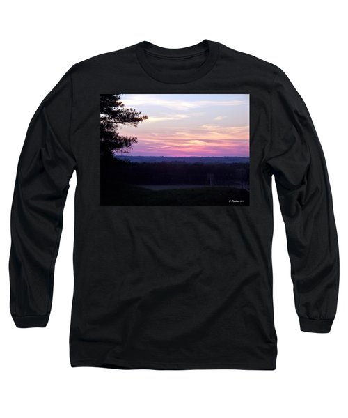 Long Sleeve T-Shirt featuring the photograph From Here To Eternity by Betty Northcutt