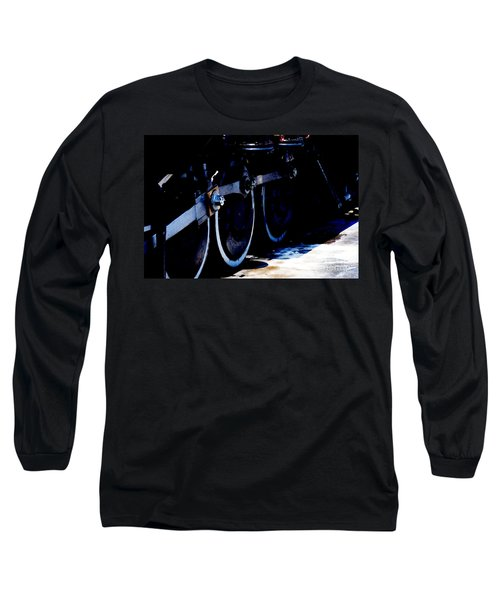 From Ridgway To Durango Long Sleeve T-Shirt
