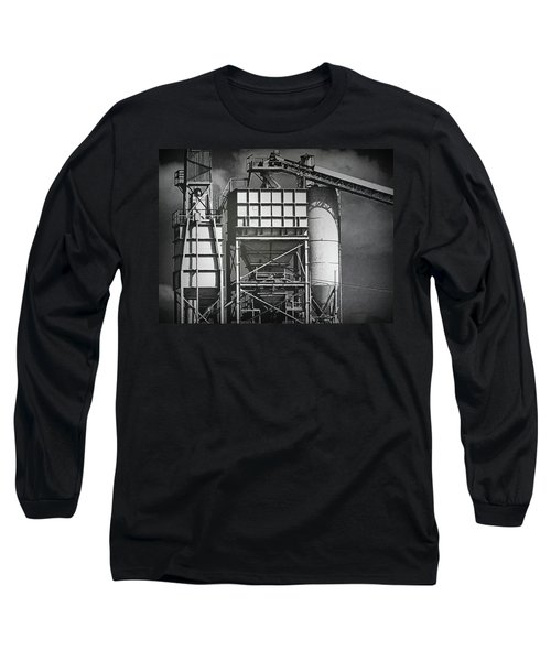 From The Big Toolbox Long Sleeve T-Shirt by Wendy J St Christopher