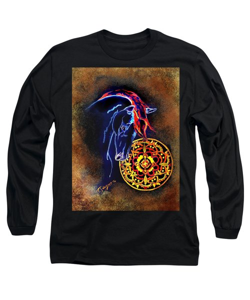 Fron The Orient Long Sleeve T-Shirt