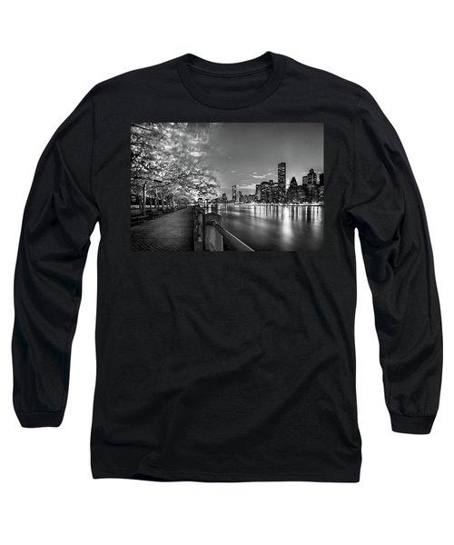 Front Row Roosevelt Island Long Sleeve T-Shirt