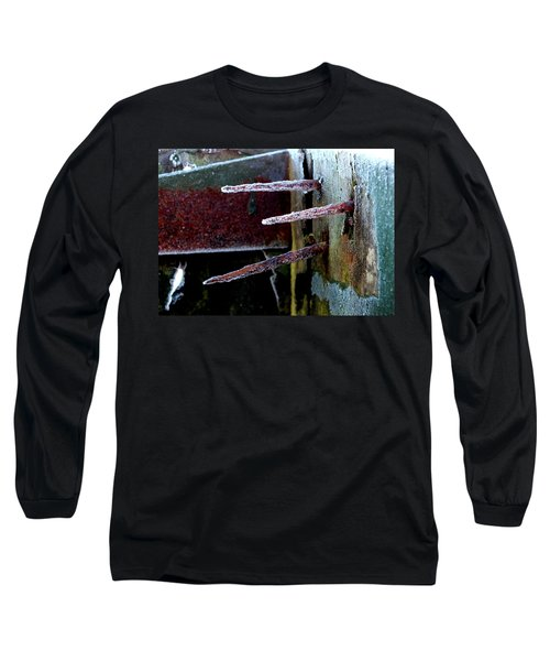 Frost And Rust Long Sleeve T-Shirt