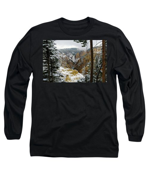 Frosted Canyon Long Sleeve T-Shirt