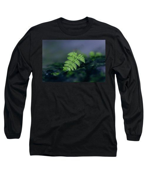 Frozen Fern II Long Sleeve T-Shirt