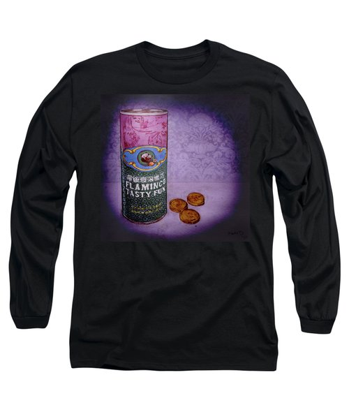 Ftf Can And Coins Long Sleeve T-Shirt