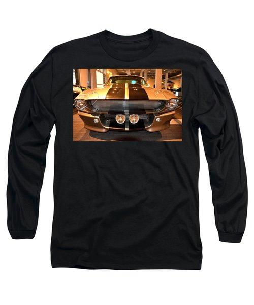 Full Frontal Long Sleeve T-Shirt