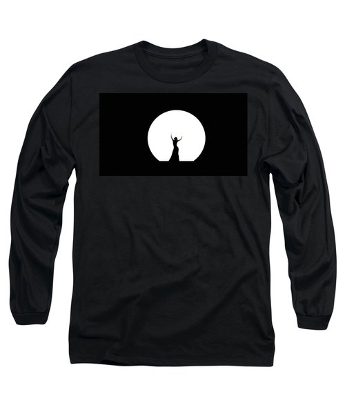 Full Moon Dance Long Sleeve T-Shirt