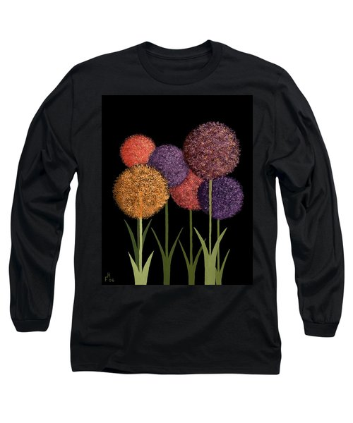 Fun Colours Long Sleeve T-Shirt