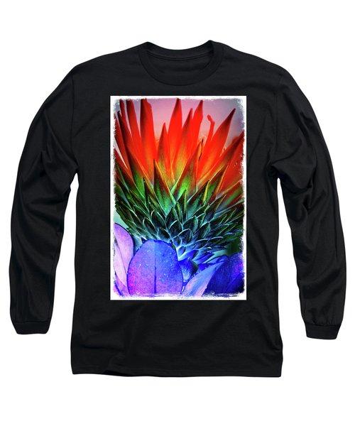 Funky Protea Long Sleeve T-Shirt