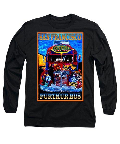 50th Anniversary Further Bus Tour Long Sleeve T-Shirt