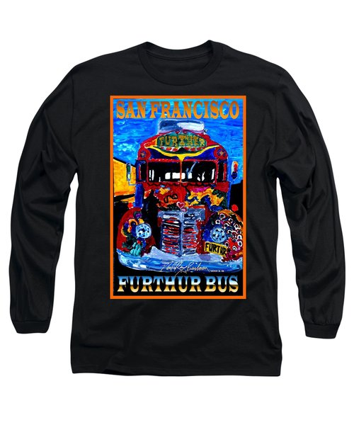 50th Anniversary Further Bus Tour Long Sleeve T-Shirt