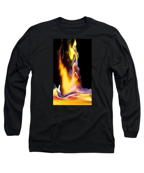 Fusion Phase 1 Long Sleeve T-Shirt by Cedric Hampton