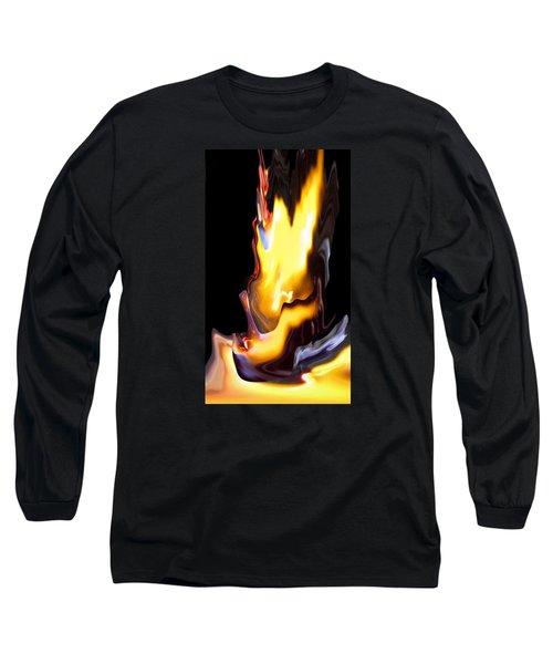 Fusion Phase 2 Long Sleeve T-Shirt by Cedric Hampton