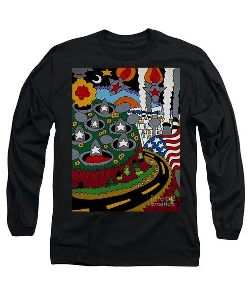 Future Development B Long Sleeve T-Shirt