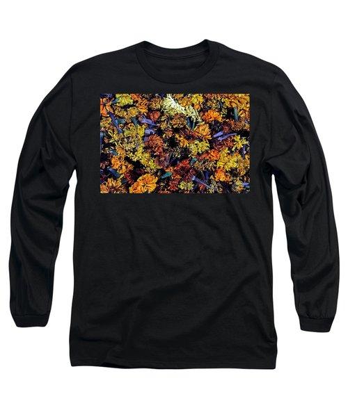 Future Marigolds Long Sleeve T-Shirt
