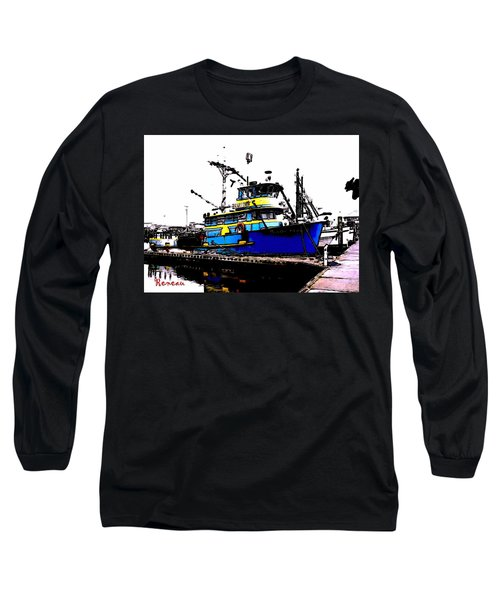 F V Sadi Marie Long Sleeve T-Shirt