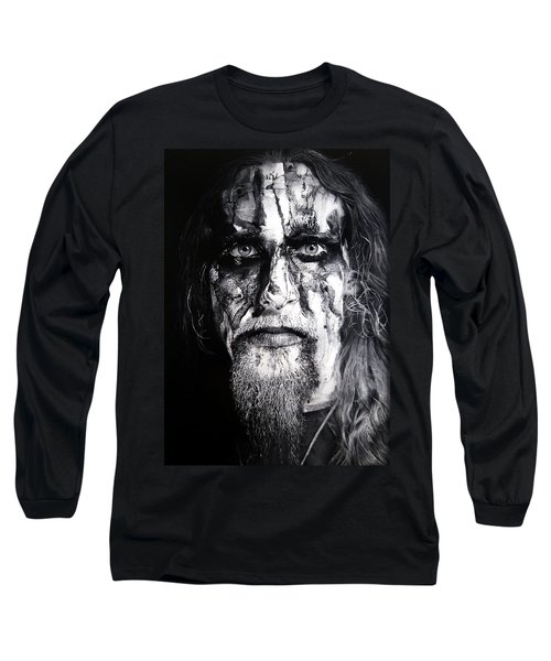 Gaahl Long Sleeve T-Shirt