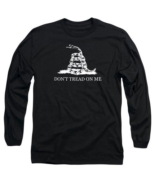 Gadsden Flag Long Sleeve T-Shirt