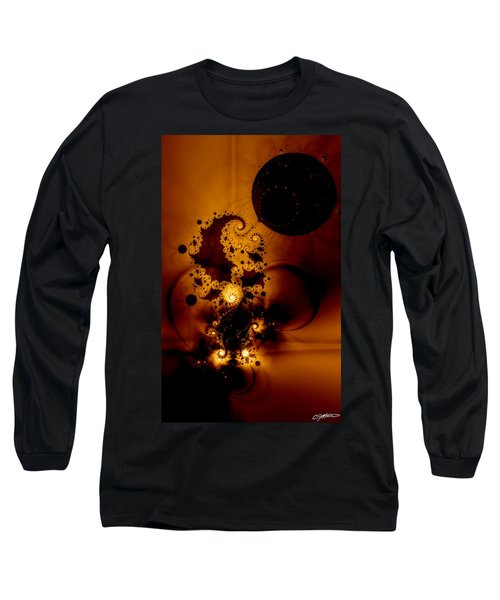Galileo's Muse Long Sleeve T-Shirt