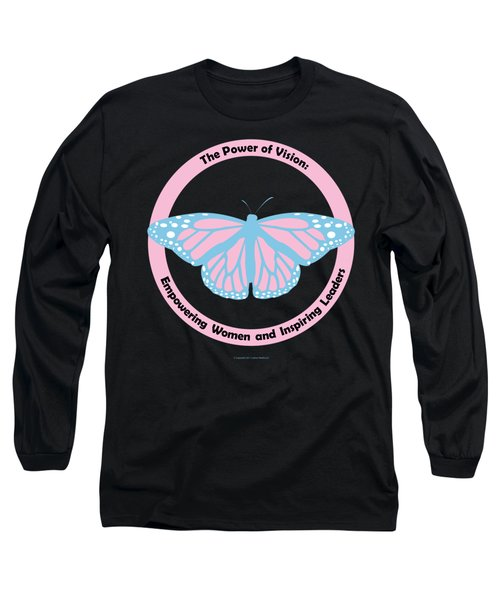 Gamma Phi Delta, The Power Of Vision Long Sleeve T-Shirt