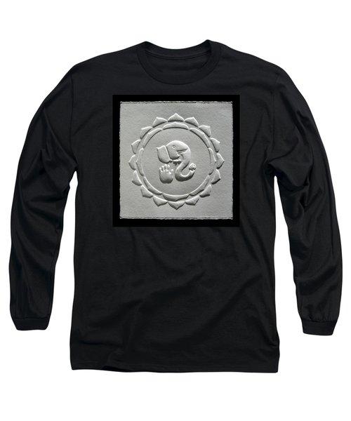 Ganesha Blessings Long Sleeve T-Shirt