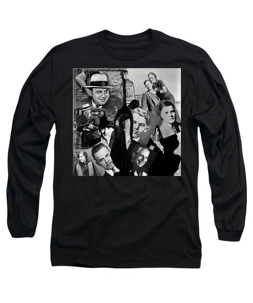 Gangland Long Sleeve T-Shirt