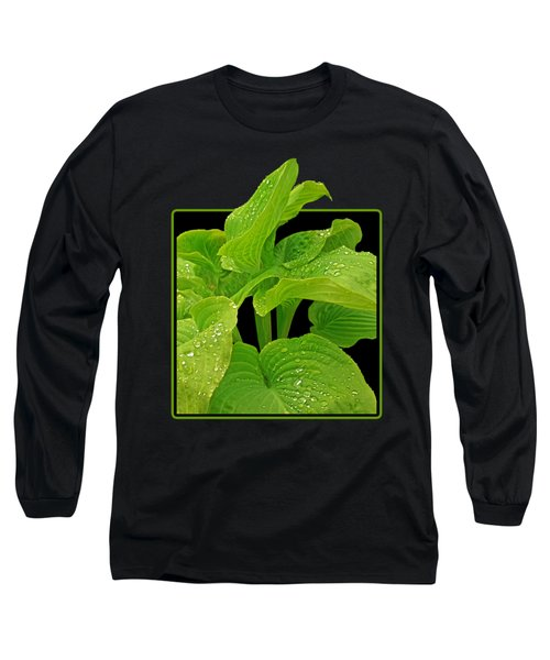 Garden Fresh Long Sleeve T-Shirt