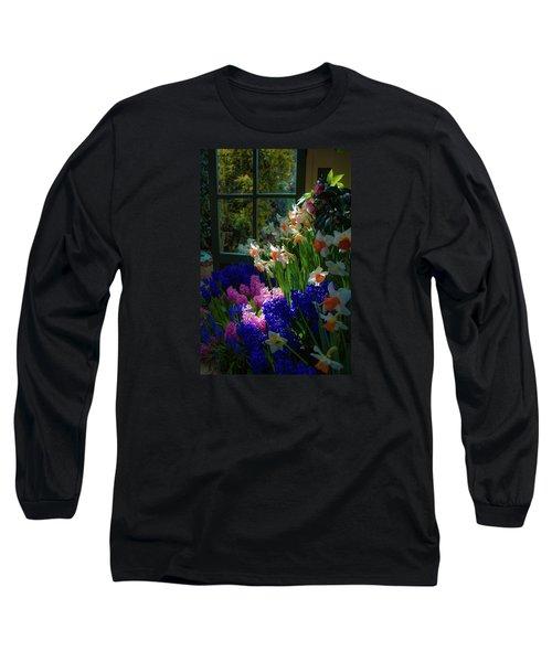 Garden House Delight Long Sleeve T-Shirt
