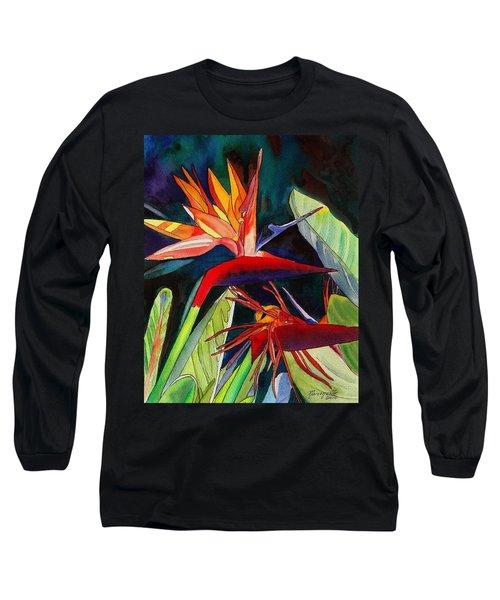 Garden Of Paradise Long Sleeve T-Shirt