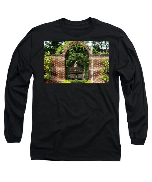 Garden Spot Long Sleeve T-Shirt
