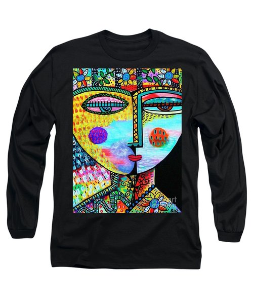 Garden Trellis Long Sleeve T-Shirt