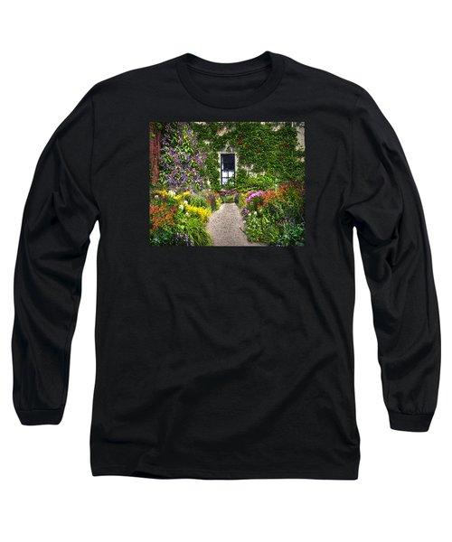 Garden Window Long Sleeve T-Shirt