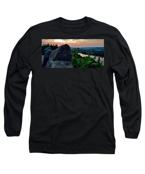 Garvin Heights Sunset Long Sleeve T-Shirt