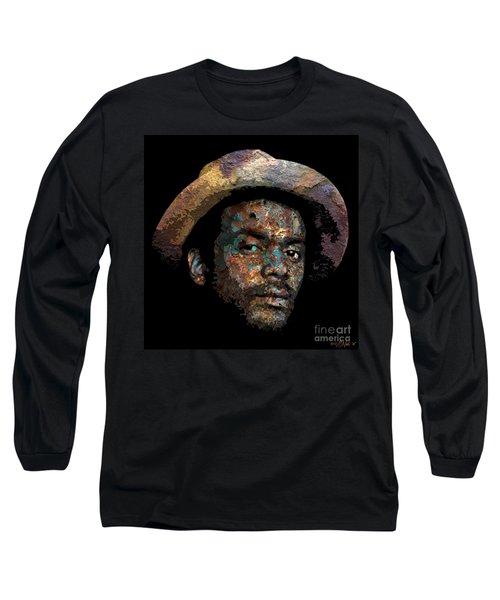 Gary Clark, Jr. No. 2 Long Sleeve T-Shirt