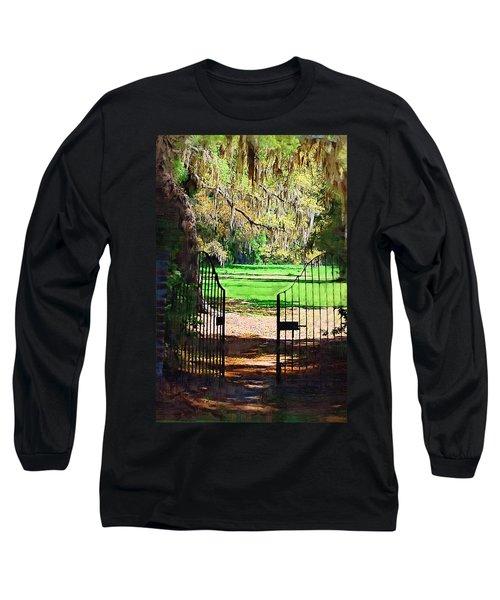 Gate To Heaven Long Sleeve T-Shirt