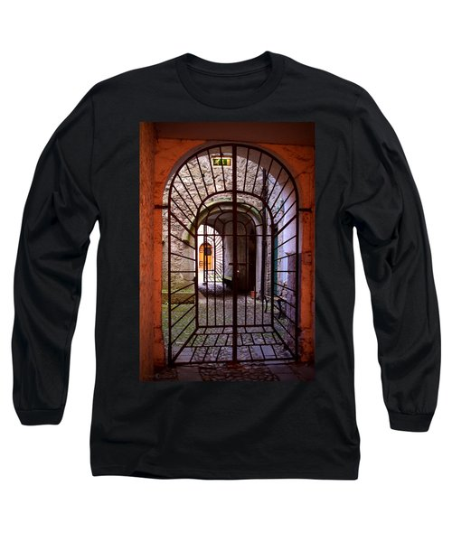 Gated Passage Long Sleeve T-Shirt